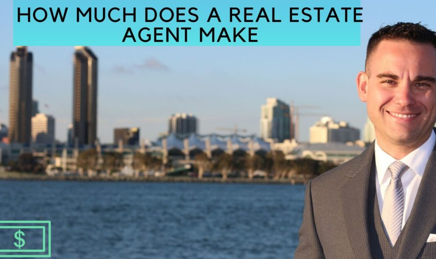 How Much Does a Real Estate Agent Make in Beginning Time