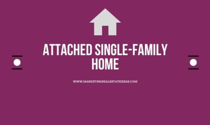 Attached Single-Family Home Market and Attached vs Detached
