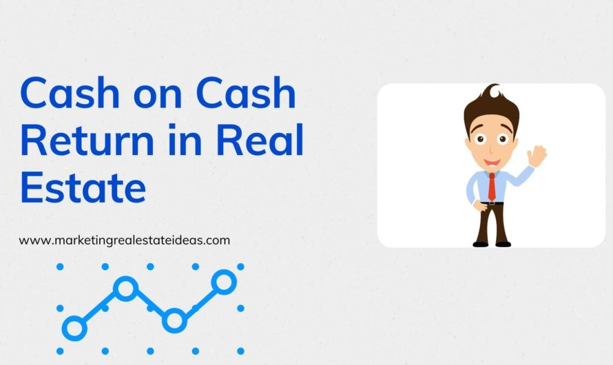 Cash on Cash Return in Real Estate Explained Simply