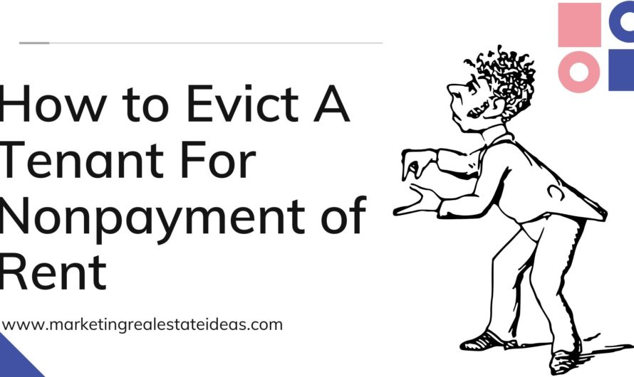 How to Evict A Tenant For Nonpayment of Rent | 3 Days Notice