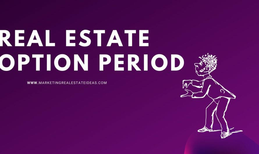 Option Period in a Real Estate Transaction in Texas?