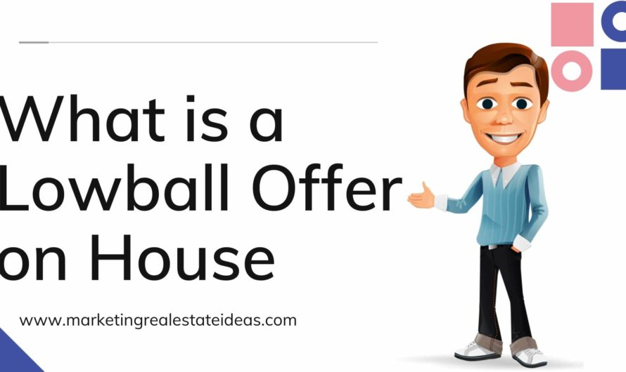 What is a Lowball Offer on House and What Percentage in your Market